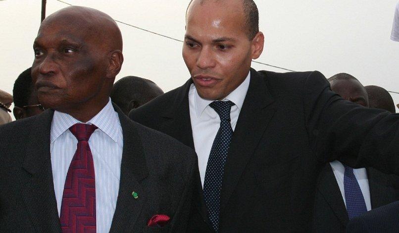 1- Karim Meïssa Wade[Sénégal] : l'exemple d'une irrésistible ascension et une fracassante chute