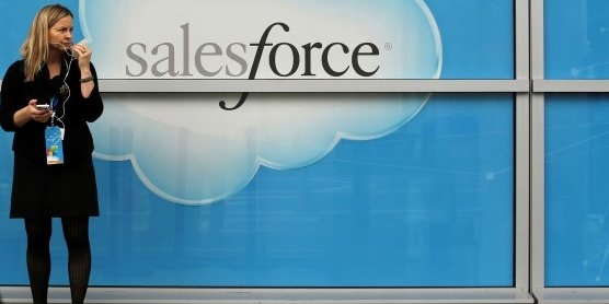4/ Salesforce : 6.450 dollars