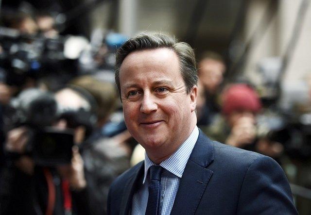 David Cameron, ancien Premier ministre
