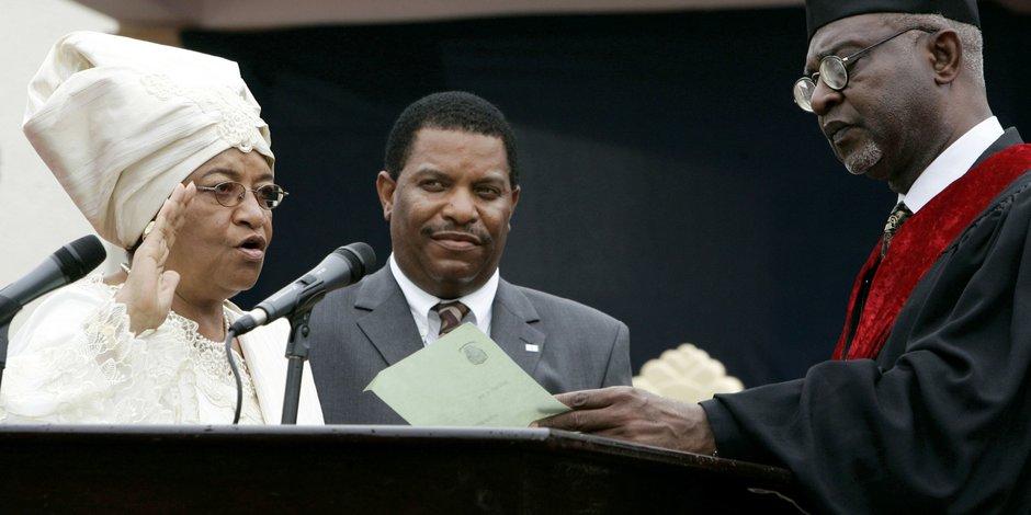 Liberia : après 12 ans au pouvoir, quel bilan pour Ellen Johnson Sirleaf?