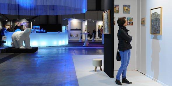 1ère édition d'Art Montpellier