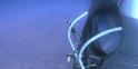 20h04 (heure française) : ouverture de la porte de la capsule