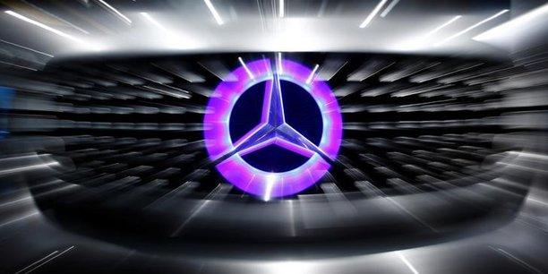 Diesels Mercedes : le gouvernement allemand met la pression