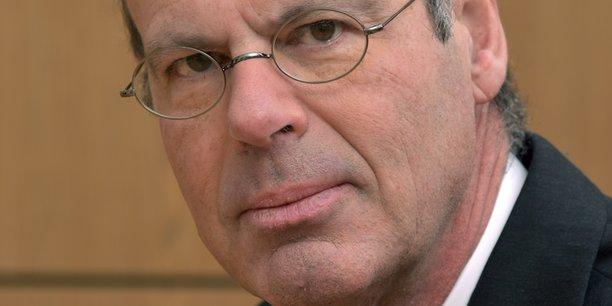 Éric Lombard, DG de la Caisse des Dépôts, a lancé la Banque des Territoires le 30 mai