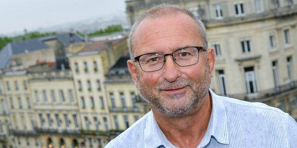 Bruno Delaporte est directeur général d'Oxbow depuis 2013.