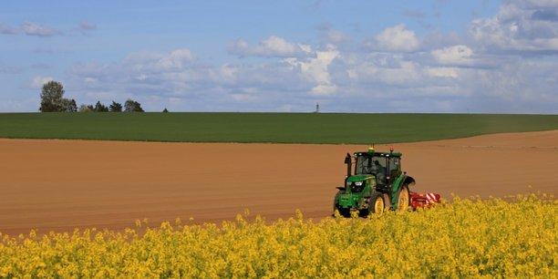 L'artificialisation des sols grignote principalement des espaces agricoles, ce qui est également vrai à Bordeaux Métropole avec les maraîchers.