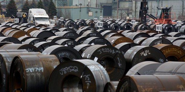 Washington impose des taxes sur l'acier de l'UE