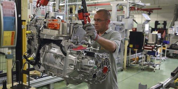En Nouvelle-Aquitaine, les effectifs d'ouvriers qualifiés en intérim ont augmenté de +7 % au mois d'avril.