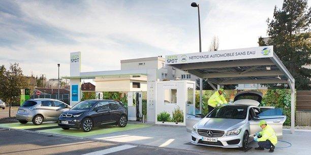 Greenspot ambitionne d'installer 200 bornes de recharge de véhicules électriques dès cette année.