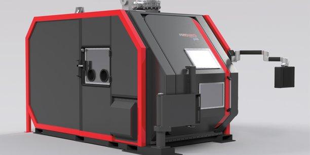 Pendant deux ans, le partenariat entre Nexteam et Prodways va permettre de poursuivre le développement de cette imprimante 3D.