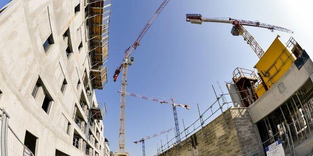 Le secteur de la construction a créé 2.600 emplois en Nouvelle-Aquitaine l'an dernier, porté par la nette reprise des mises en chantier de logements.