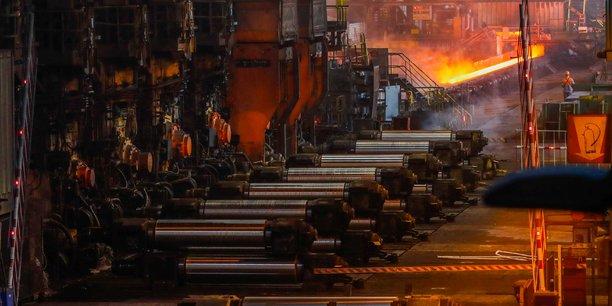 Les Etats-Unis ont annoncé jeudi l'instauration de droits de douane de 25% sur l'acier et de 10% sur l'aluminium importés aux Etats-Unis par l'Union européenne, le Canada et le Mexique à compter du 1er juin.