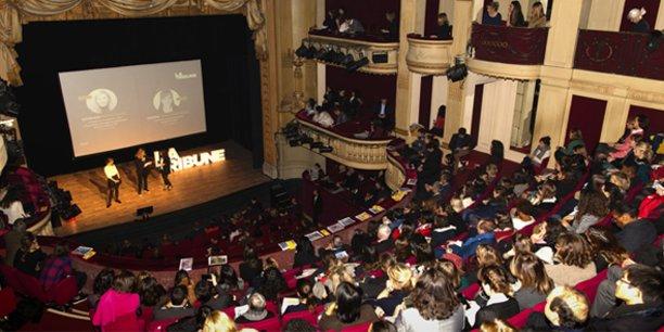 Le 17 décembre 2017, la première grande soirée W4F s'est déroulée au Théâtre de la Madeleine à Paris