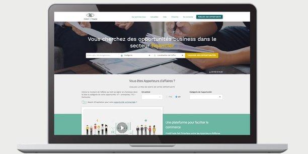 La plateforme de développement de business, First2Trade, a été lancée le 28 mai dernier.