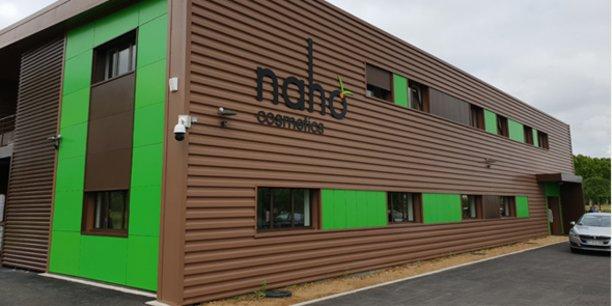 Naho Cosmetics vient d'emménager dans sa nouvelle usine de 550 m2