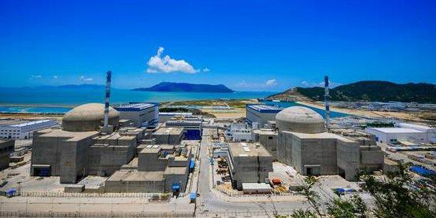 Démarrage du premier réacteur EPR au monde en Chine