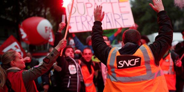 Les syndicats réformistes misent maintenant sur la négociation d'une nouvelle convention collective du secteur du ferroviaire, pour les cheminots qui seront embauchés à partir de 2020.