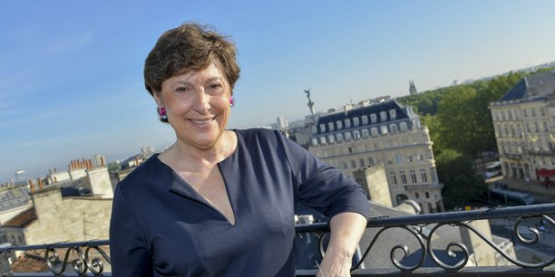 Sylvie Cazes préside la Fondation pour la culture et les civilisations du vins qui exploite la Cité du vin, à Bordeaux.