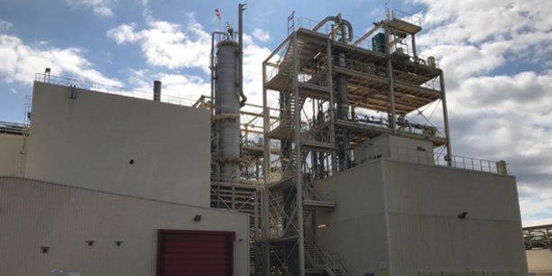 L'usine d'Orano Malvesi, dans l'Aude.