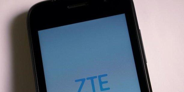 La cotation du chinois zte va reprendre apres l'accord avec les usa[reuters.com]