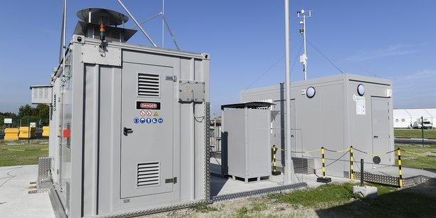 A Dunkerque, le power-to-gaz entre en service, permettant le stockage d'énergies verte grâce à l'hydrogène