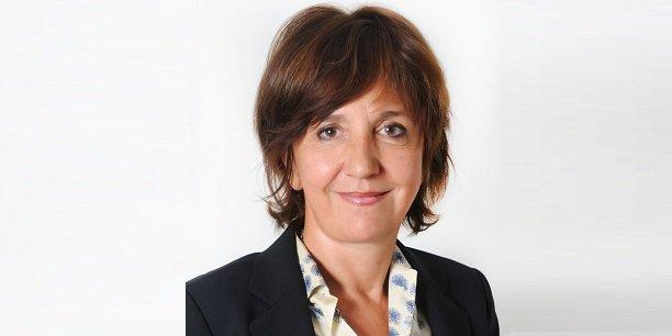 Marie Meynadier, fondatrice et dirigeante de EOS Imaging.