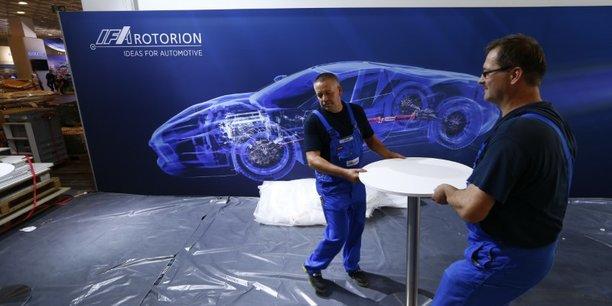L'equipementier auto allemand ifa rotorion cherche un acquereur[reuters.com]