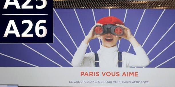 Adp: trafic en hausse de 2,1% dans les aeroports parisiens[reuters.com]