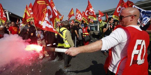 La cgt et fo annoncent une journee de mobilisation le 28 juin[reuters.com]