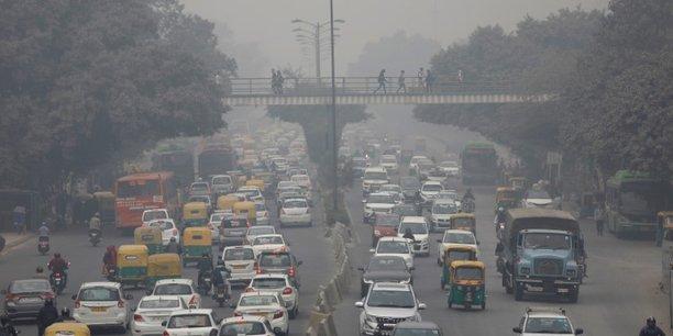 La qualite de l'air a new delhi a un niveau dangereux[reuters.com]