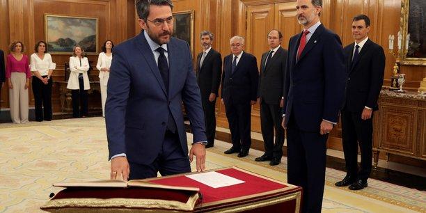 Demission du ministre espagnol de la culture pour des accusations de fraude[reuters.com]