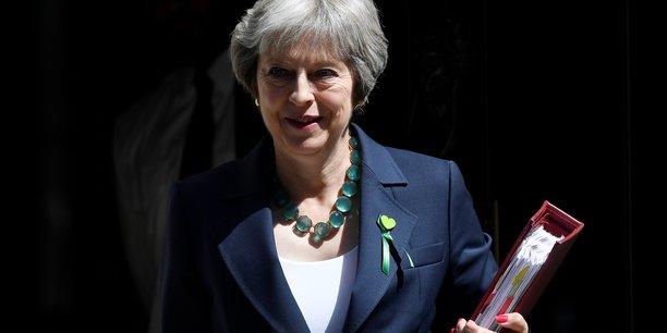 May confortee a westminster lors d'un vote sur le brexit[reuters.com]
