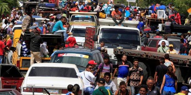 Plus d'un million ont fui le venezuela pour la colombie ces 15 derniers mois[reuters.com]