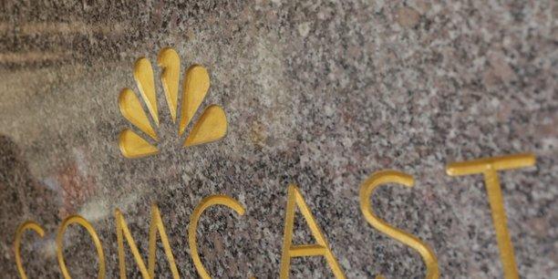 Comcast fait une offre de 65 milliards de dollars sur des actifs de fox[reuters.com]