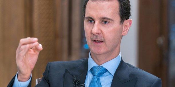 Assad se dit a la recherche d'une solution politique dans le sud-ouest syrien[reuters.com]