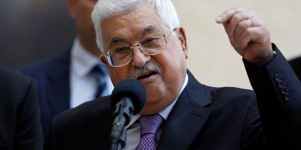 Abbas prie de lever les sanctions instaurees contre gaza[reuters.com]