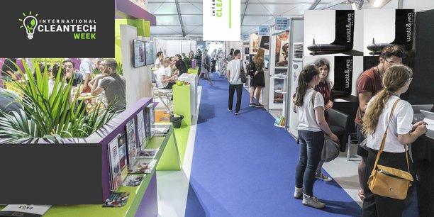 La première édition de l'International Cleantech Week se déroulera du 19 au 24 juin au bord du lac d'Annecy.