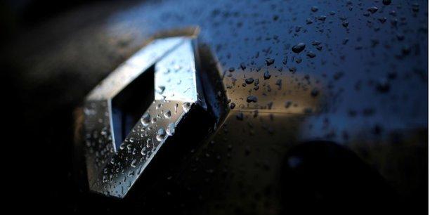 Renault produira des vehicules electriques a douai[reuters.com]