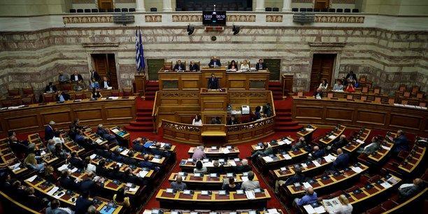 Une nouvelle serie de mesures d'austerite adoptee en grece[reuters.com]