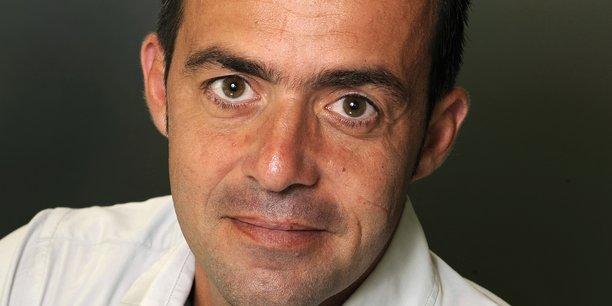 Yann de Prince, le président de Kosc Telecom.