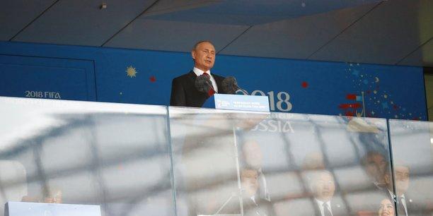 Mondial: la russie a resiste a l'isolement, assure le gouvernement[reuters.com]