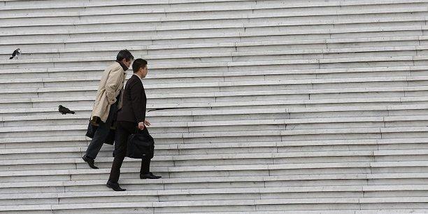 Une mobilité sociale limitée peut limiter les bases de la croissance économique explique l'OCDE.