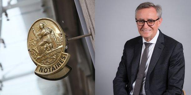 Philippe Pailhès a été nommé le 17 mai dernier président de chambre des notaires interdépartementale.