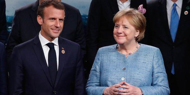 Autres: Berlin et Paris veulent un budget commun pour la zone euro