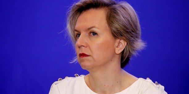 Virginie Calmels est toujours première adjointe au maire de Bordeaux et vice-présidente de Bordeaux Métropole