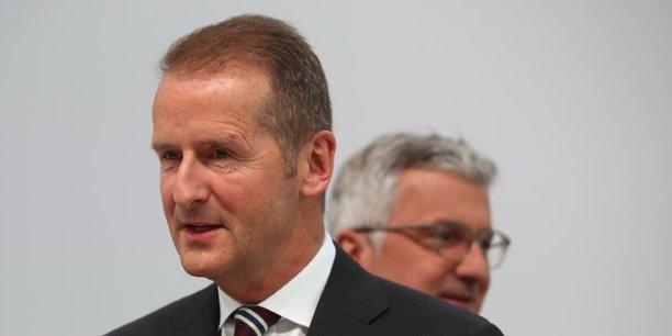 Rupert Stadler avait été perquisitionné en mai, ainsi qu'un autre membre du directoire, dans le cadre de l'enquête sur les moteurs truqués.
