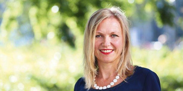 Carole Maurage est la fondatrice et présidente du mouvement Digital Girls.