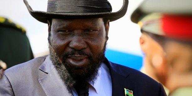 Les chefs des belligerants sud-soudanais se sont rencontres[reuters.com]