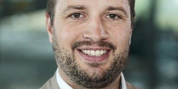 Bas de Vos, directeur du think tank IFS Labs au sein d'IFS.