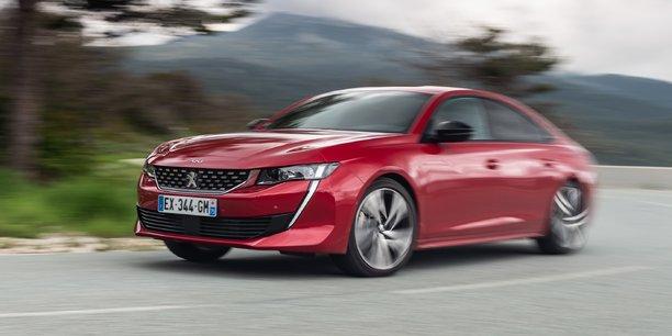 La nouvelle 508 doit consolider la stratégie de montée en gamme de Peugeot : mission accomplie !